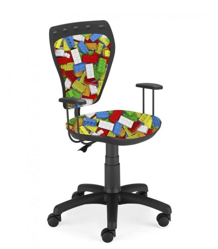 ΠΑΙΔΙΚΗ ΚΑΡΕΚΛΑ ΓΡΑΦΕΙΟΥ CARTOONS LINE GTP - LEGO
